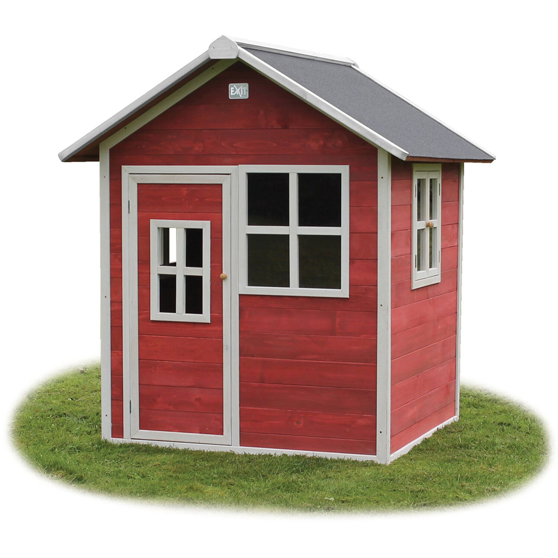 exit spielhaus loft 100 rot kaufen bei obi. Black Bedroom Furniture Sets. Home Design Ideas