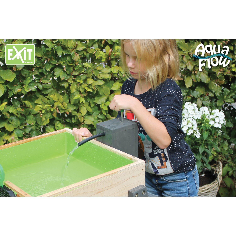 exit pumpe mit schlauch f r kinder wasserspiele aquaflow kaufen bei obi. Black Bedroom Furniture Sets. Home Design Ideas