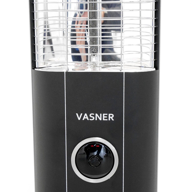 vasner infrarot standheizstrahler standline 25r metall w schwarz kaufen bei obi. Black Bedroom Furniture Sets. Home Design Ideas
