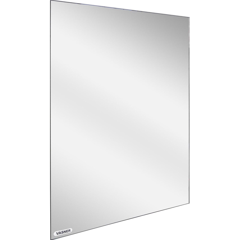 vasner spiegel infrarotheizung zipris sr 400 w rahmenlos. Black Bedroom Furniture Sets. Home Design Ideas