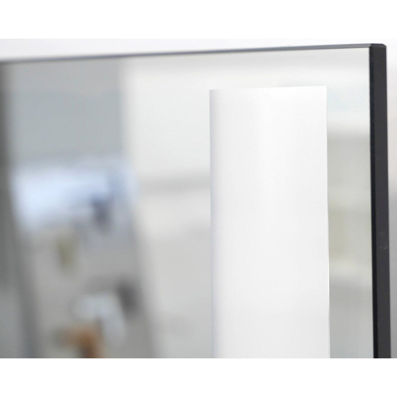 vasner spiegel infrarotheizung zipris sr led 400 w rahmenlos mit led beleuchtung kaufen bei obi. Black Bedroom Furniture Sets. Home Design Ideas
