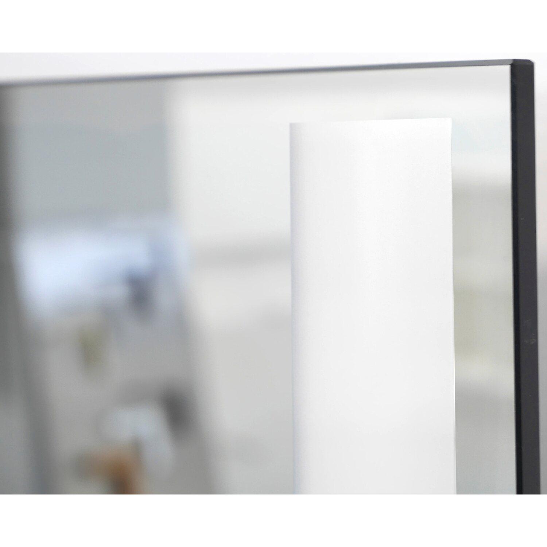 vasner spiegel infrarotheizung zipris sr led 500 w rahmenlos mit led beleuchtung kaufen bei obi. Black Bedroom Furniture Sets. Home Design Ideas