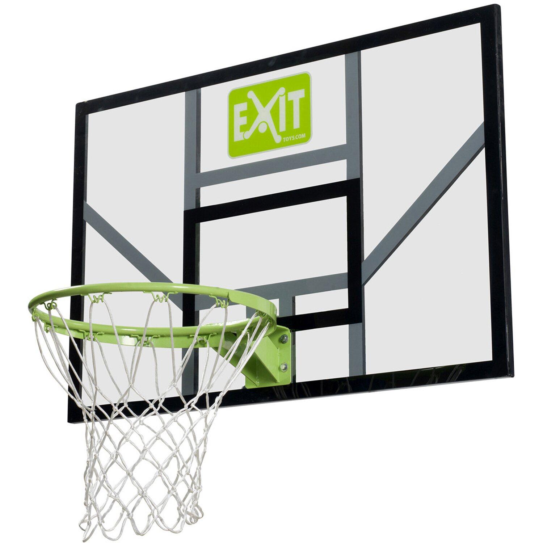 Exit Toys Exit Basketball-Korb Galaxy Board mit Ring und Netz