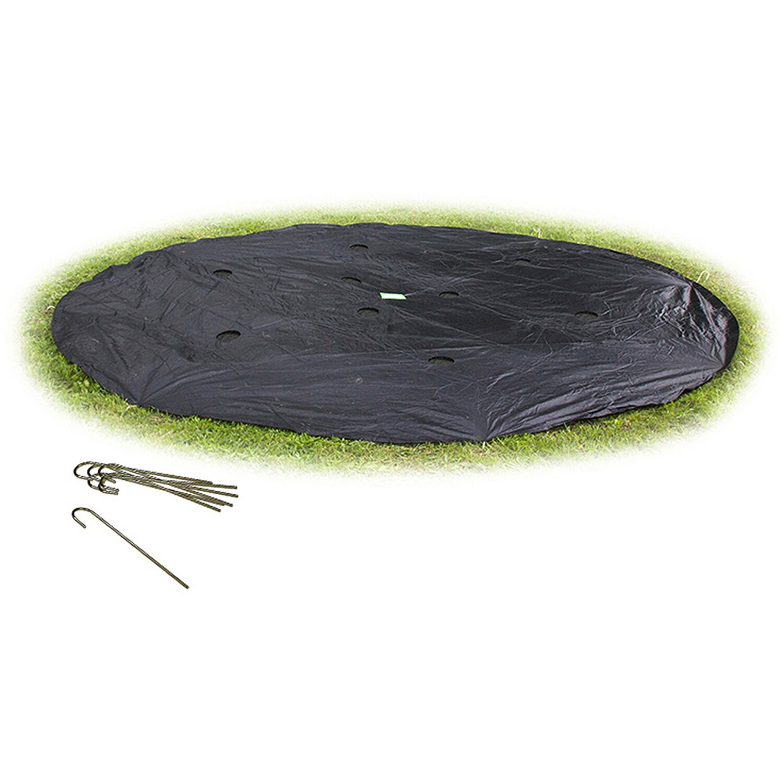 Exit Toys EXIT Abdeckplane , ø: 366 cm, für Trampolin »Supreme Ground Level« rund