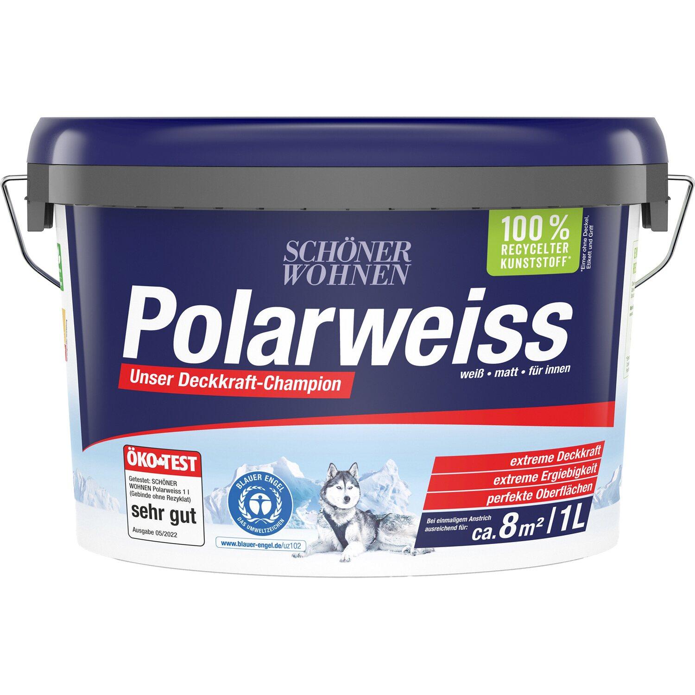 sch ner wohnen polarweiss matt 1 l kaufen bei obi