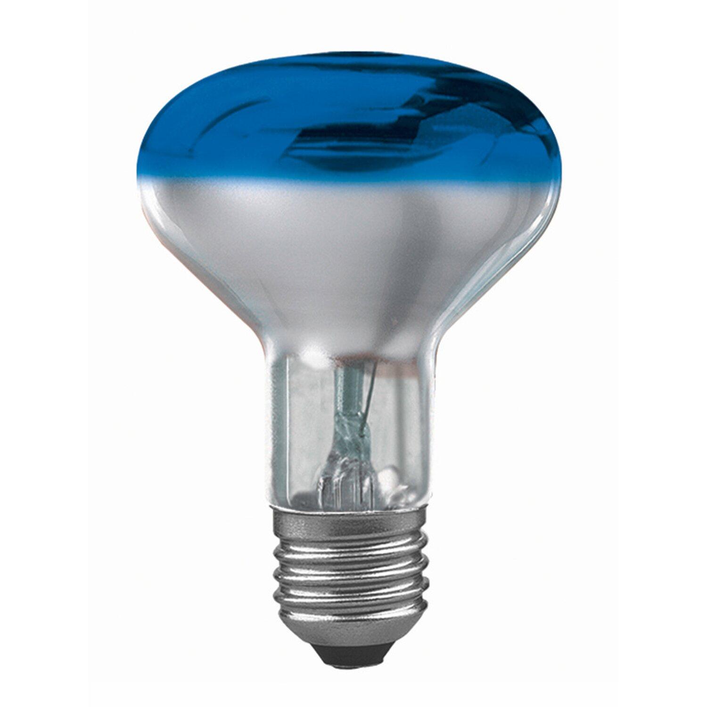Paulmann  Glühlampe Reflektor R80 E27 / 60 W Blau