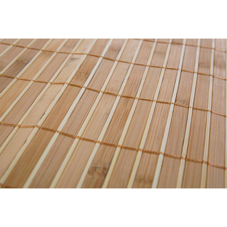 Bambus Teppich Natur Hell 133 Cm X 190 Cm Kaufen Bei Obi