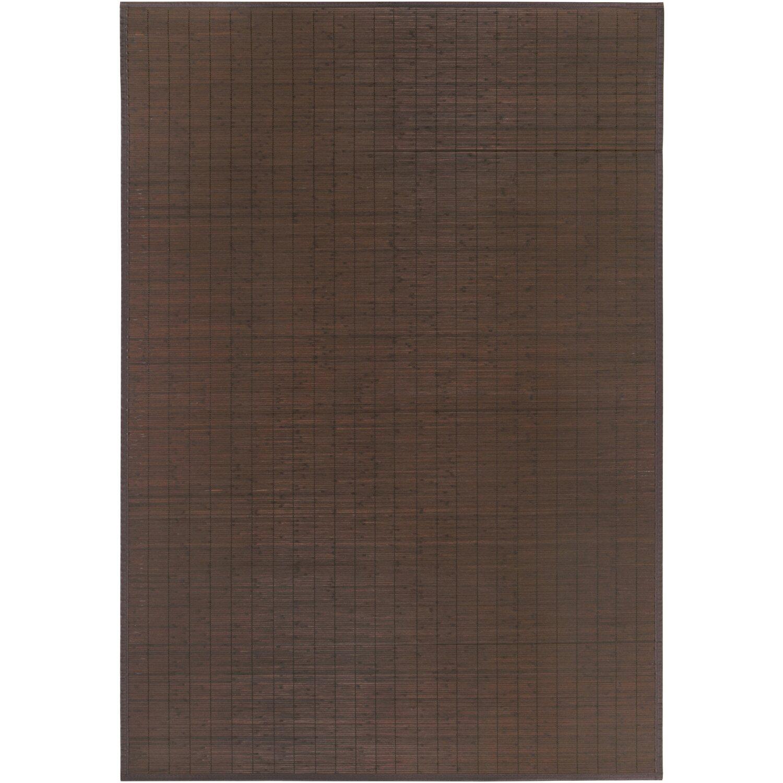 bambus teppich natur schoko 65 cm x 140 cm kaufen bei obi. Black Bedroom Furniture Sets. Home Design Ideas