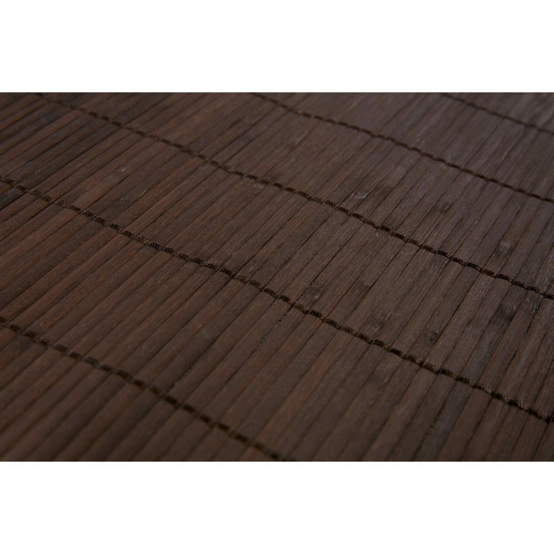 Bambus Teppich Natur Schoko 133 Cm X 190 Cm Kaufen Bei Obi