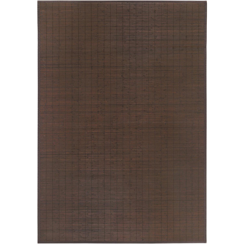 bambus teppich natur schoko 160 cm x 230 cm kaufen bei obi. Black Bedroom Furniture Sets. Home Design Ideas
