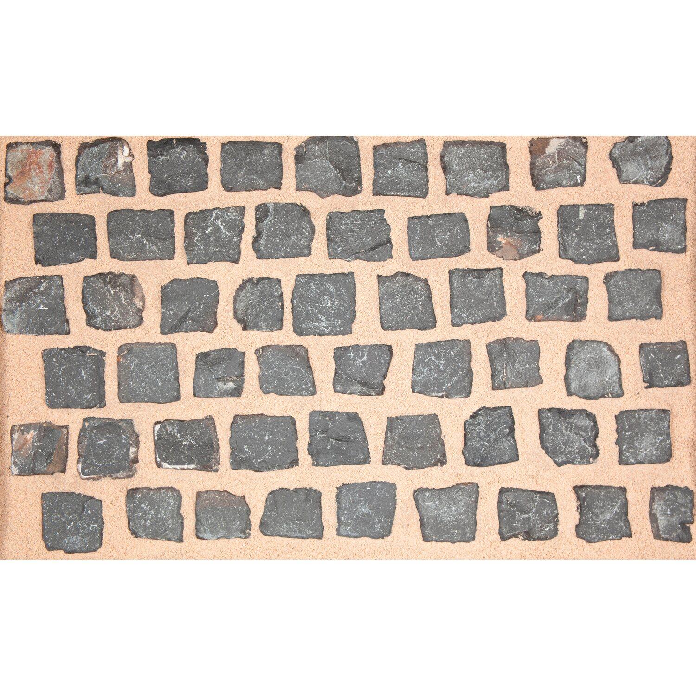 basalt pflaster 4 cm 6 cm 25 kg sack kaufen bei obi. Black Bedroom Furniture Sets. Home Design Ideas