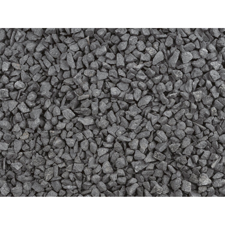 Bevorzugt Basaltsplitt 2 mm - 5 mm Anthrazit 25 kg kaufen bei OBI BW52