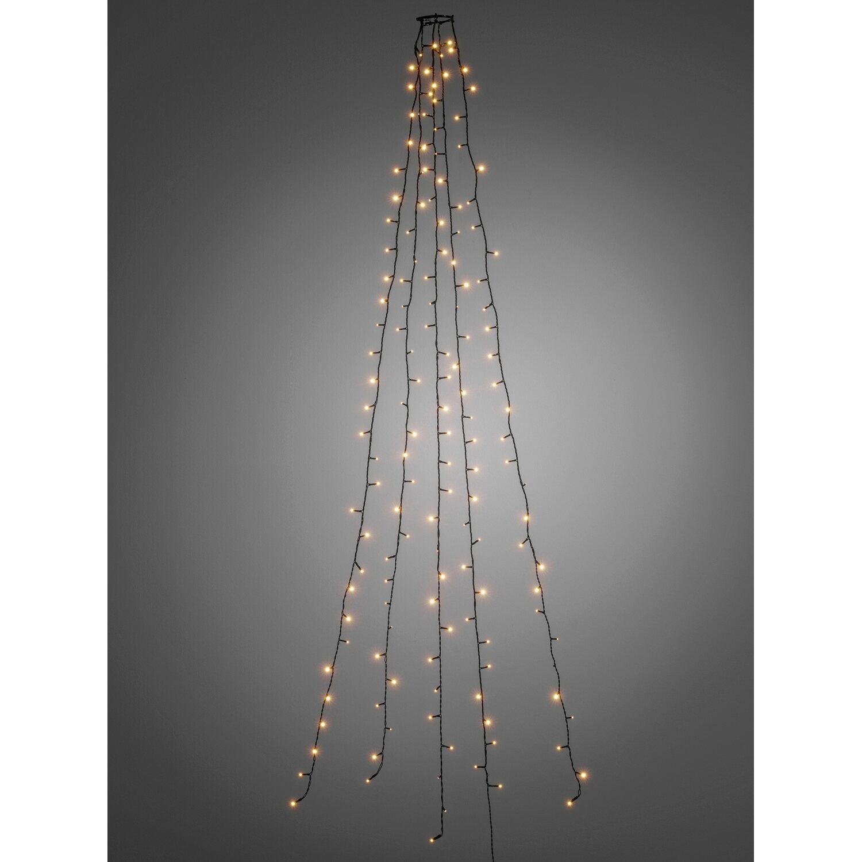 Konstsmide LED Baummantel 5 Stränge a 30 Lichter kaufen bei OBI