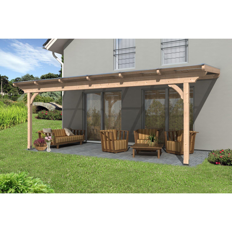 skan holz terrassen berdachung ravenna 648 cm x 300 cm kaufen bei obi. Black Bedroom Furniture Sets. Home Design Ideas