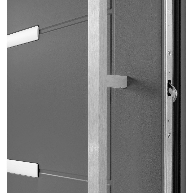 sicherheits haust r thermospace madrid rc2 110 x 210 cm anthrazit anschlag recht kaufen bei obi. Black Bedroom Furniture Sets. Home Design Ideas