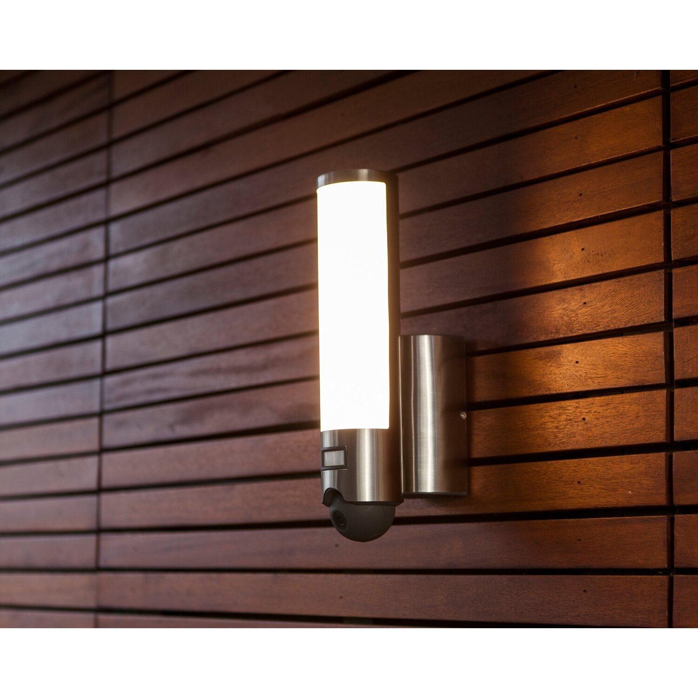 LUTEC LED Kameraleuchte Elara Secury Light EEK: A A++