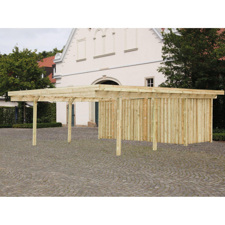 Carport Douglasie geräteraum für carport baltrum 2 douglasie natur kaufen bei obi