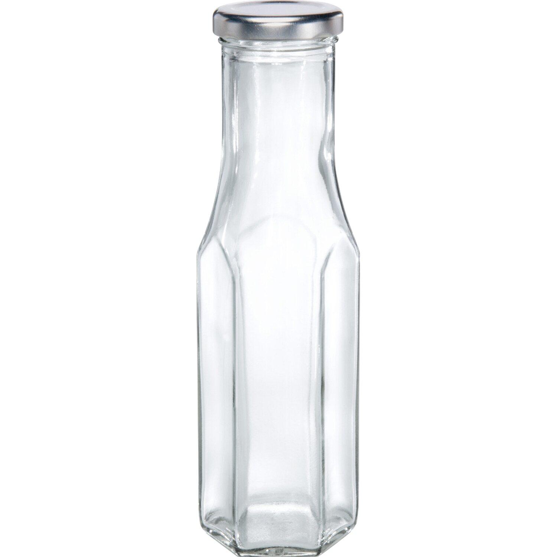 Leifheit Sechskantflasche 256 ml