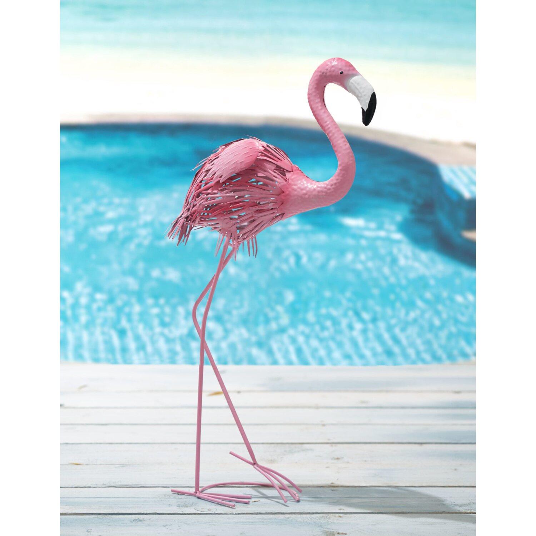 Garten Flamingo