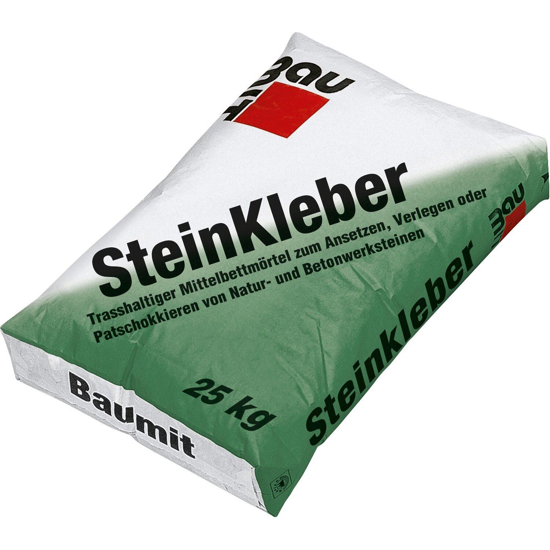 Gut bekannt Baumit Stein-Kleber 25 kg kaufen bei OBI ED57