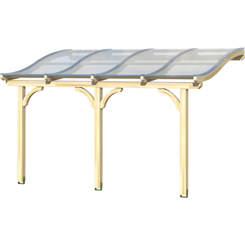 skanholz terrassenuberdachung, skan holz terrassenüberdachung venezia 434 x 239 cm leimholz weiß, Design ideen