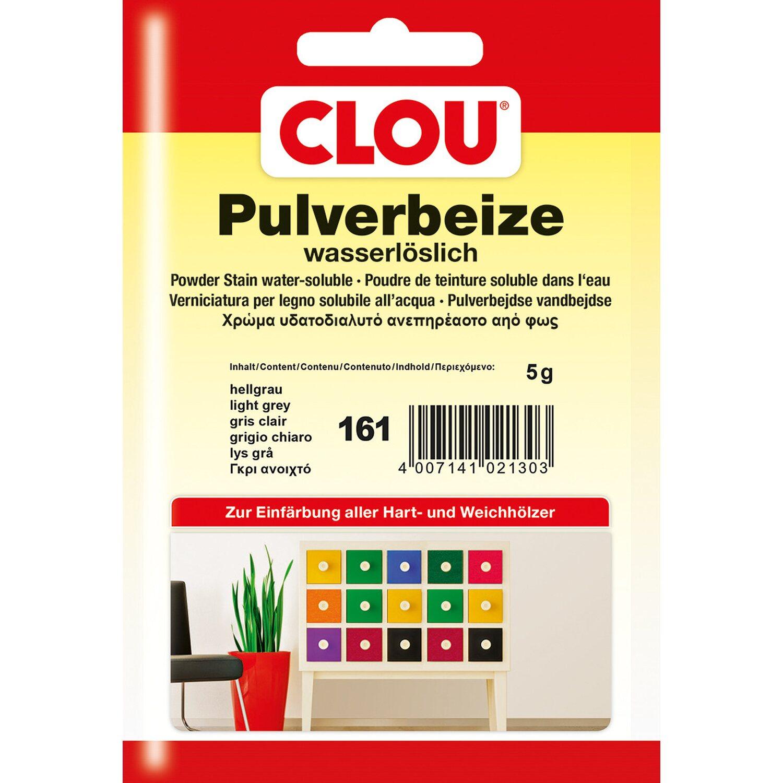 CLOU Clou Pulverbeize Hellgrau 5 g