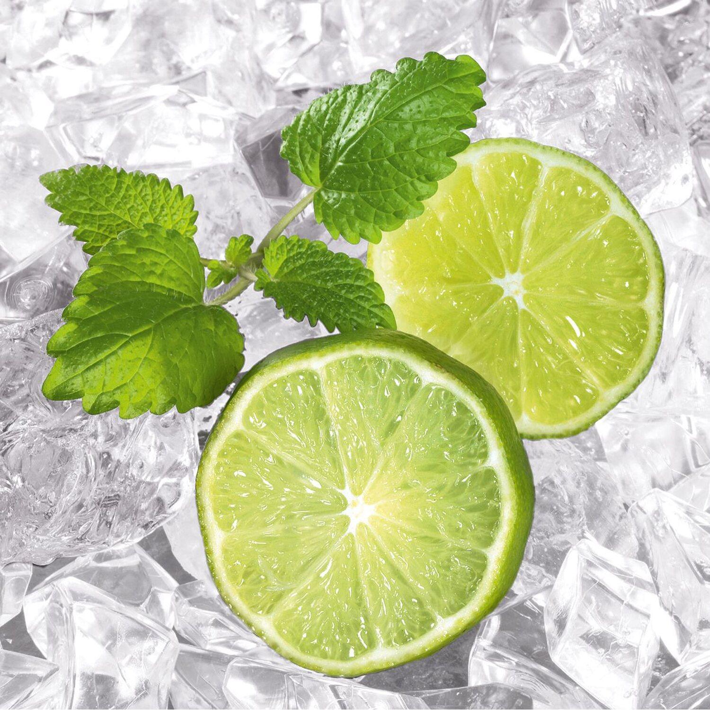 Eurographics  Deco Glass Lemon On Ice 20 cm x 20 cm