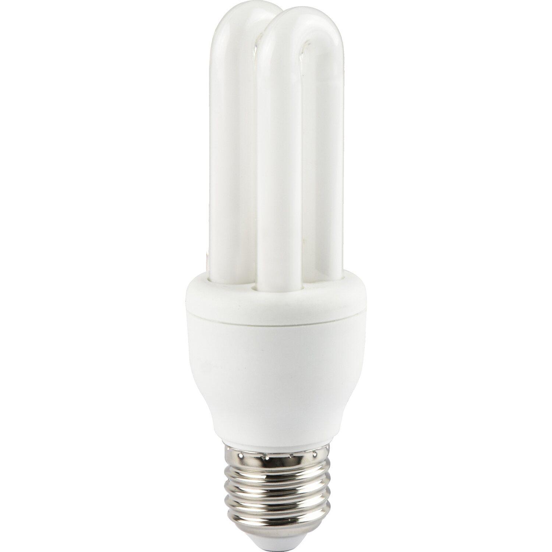 CMI Energiesparlampe E27 / 9 W (440 lm) Warmweiß EEK: A