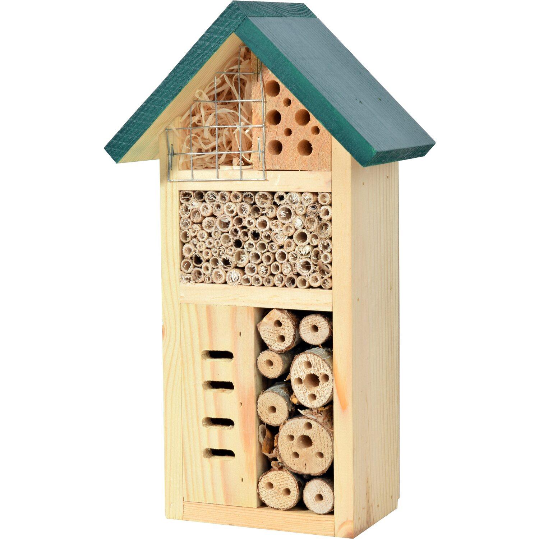 Dobar Insektenhotel Zur goldenen Biene 15 x 8,5...