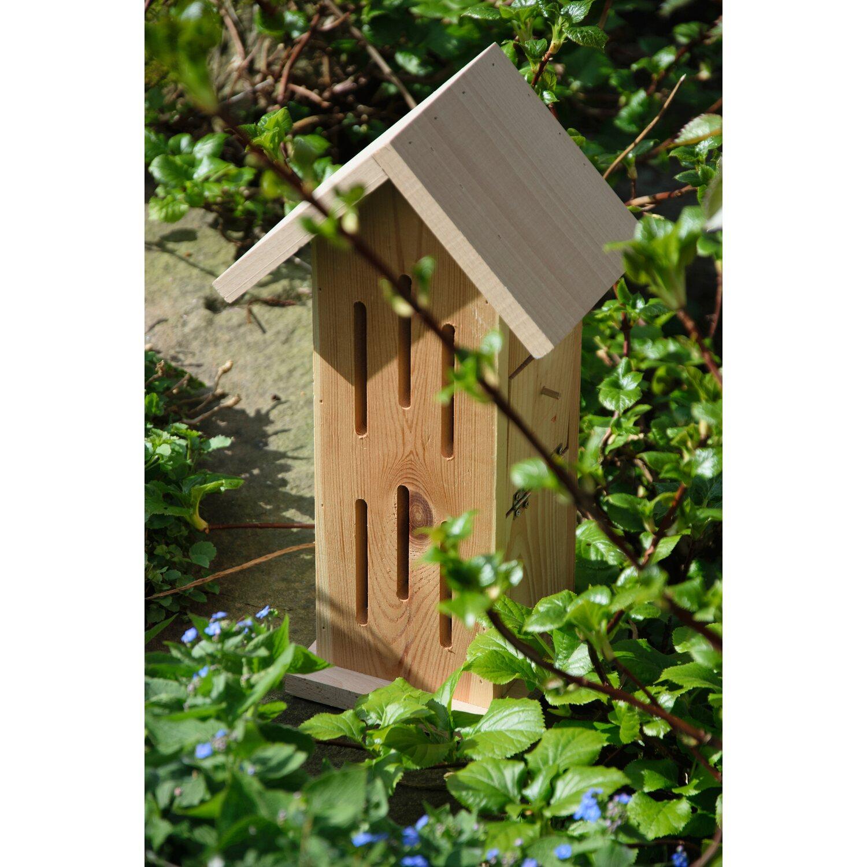 Design Schmetterlingshaus Sonnenfalter Natur 23 X 14 X 38 Cm Kaufen