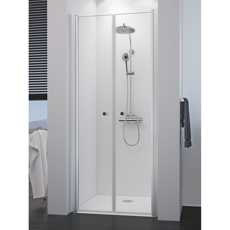 breuer pendelt r f r nische elana 8 silber matt 90 cm kaufen bei obi. Black Bedroom Furniture Sets. Home Design Ideas