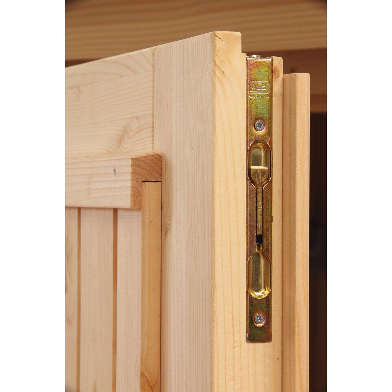 Wolff Finnhaus Holz-Geräteschrank 20 C Natur 260 cm x 103 cm kaufen ...