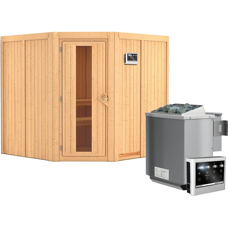 karibu sauna cassia holzt r bio ofen mit ext strg bluetooth lautspr zubeh r kaufen bei obi. Black Bedroom Furniture Sets. Home Design Ideas