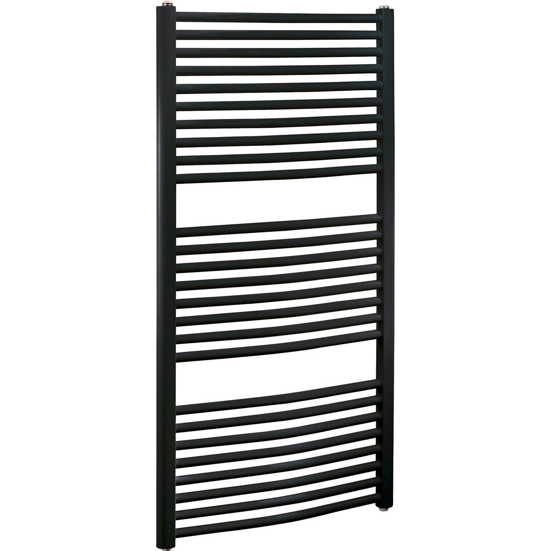 obi badheizk rper anthrazit 62 cm x 121 cm kaufen bei obi. Black Bedroom Furniture Sets. Home Design Ideas