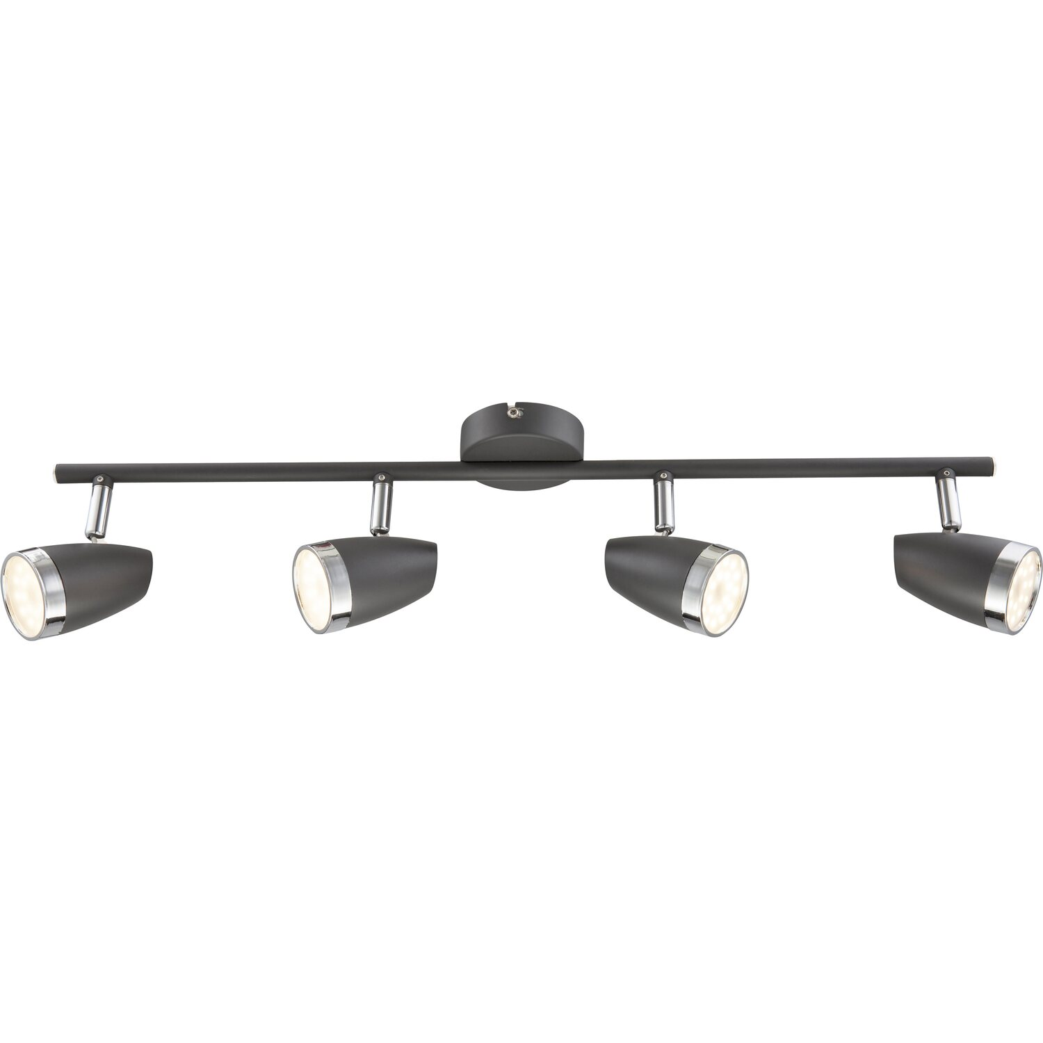Globo LED-Spot NERO Anthrazit EEK: A