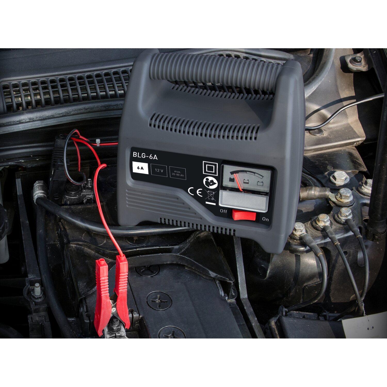 OBI Batterie Ladegerät 6 A