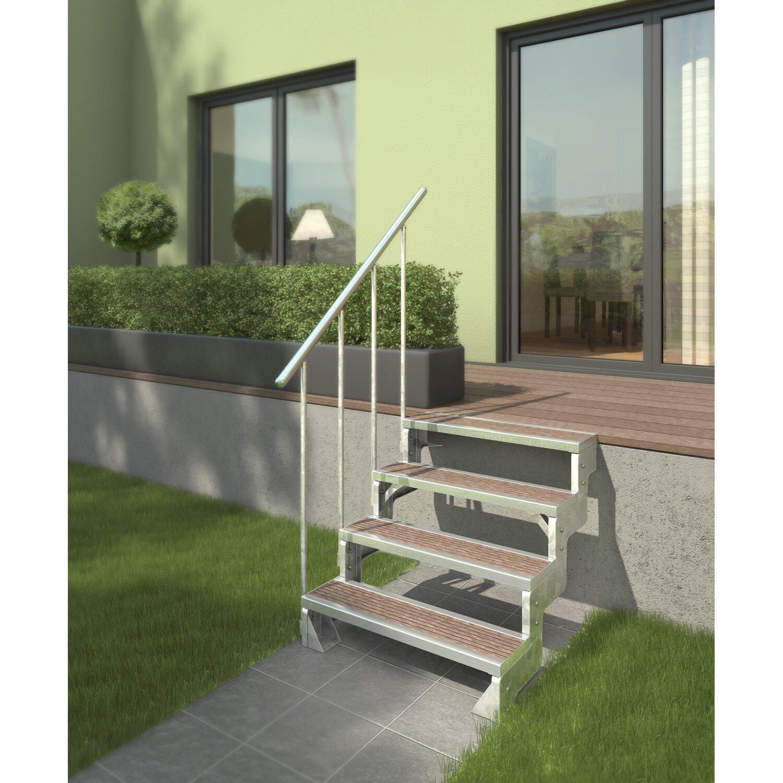einlegestufen f r au entreppe gardentop 80 cm kaufen bei obi. Black Bedroom Furniture Sets. Home Design Ideas