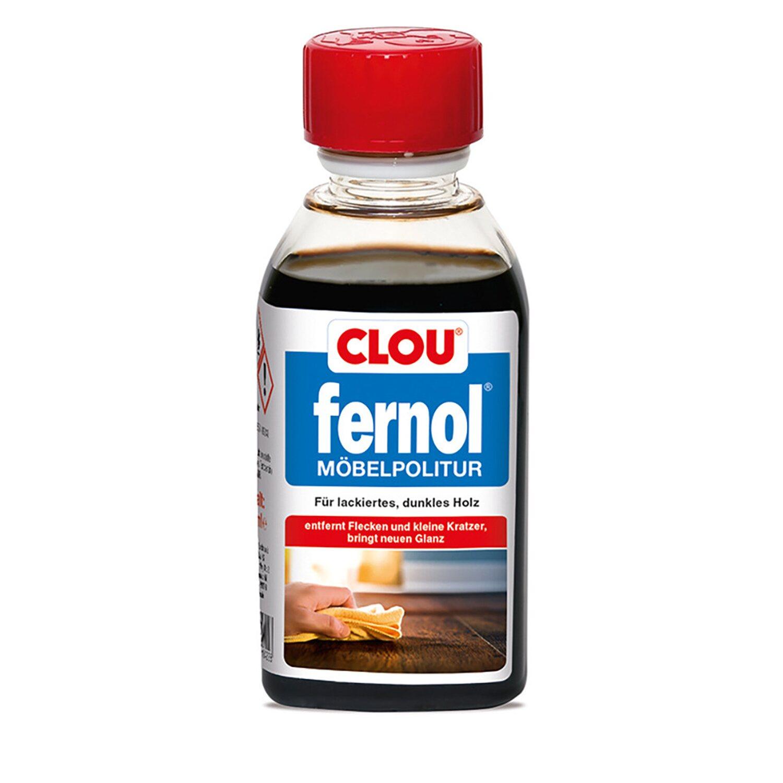 CLOU Clou Fernol Möbelpolitur Dunkel 150 ml