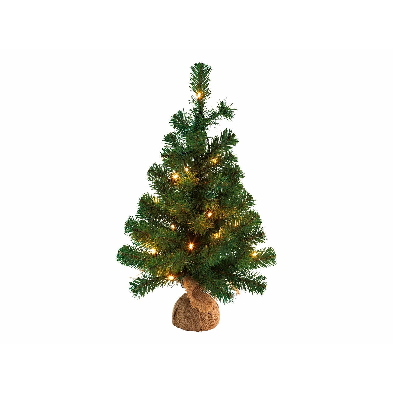 cmi tisch weihnachtsbaum 45 cm mit led beleuchtung kaufen bei obi. Black Bedroom Furniture Sets. Home Design Ideas