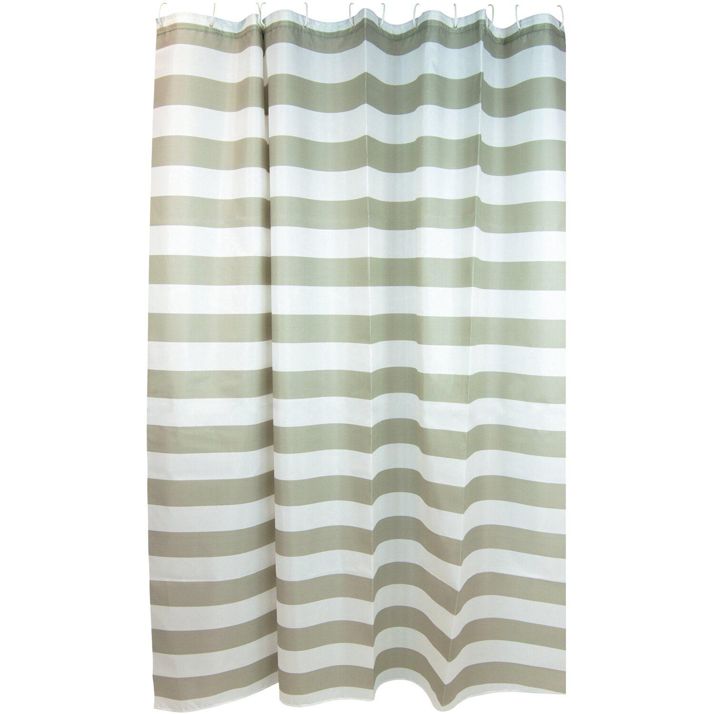 duschvorhang marinera polyester 180 cm x 200 cm kaufen bei obi. Black Bedroom Furniture Sets. Home Design Ideas