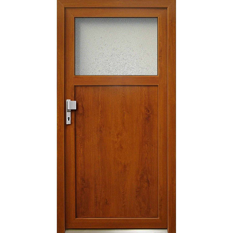 kunststoff nebeneingangst r k501 88 cm x 198 cm anschlag links golden oak kaufen bei obi. Black Bedroom Furniture Sets. Home Design Ideas