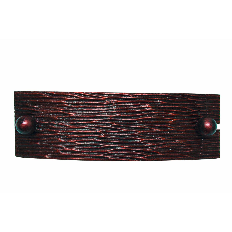 gardinia raffspange struktur bronze 13 5 cm x 4 cm kaufen bei obi. Black Bedroom Furniture Sets. Home Design Ideas
