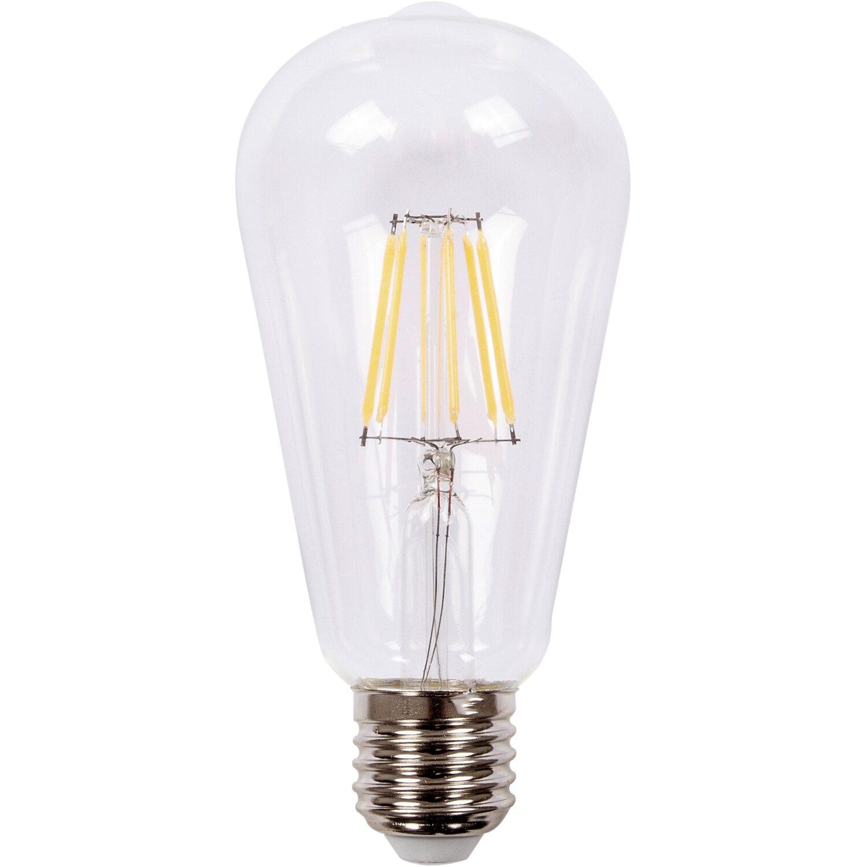 LED-Leuchtmittel Pharao IV 410 E27/6 W (470 lm)...