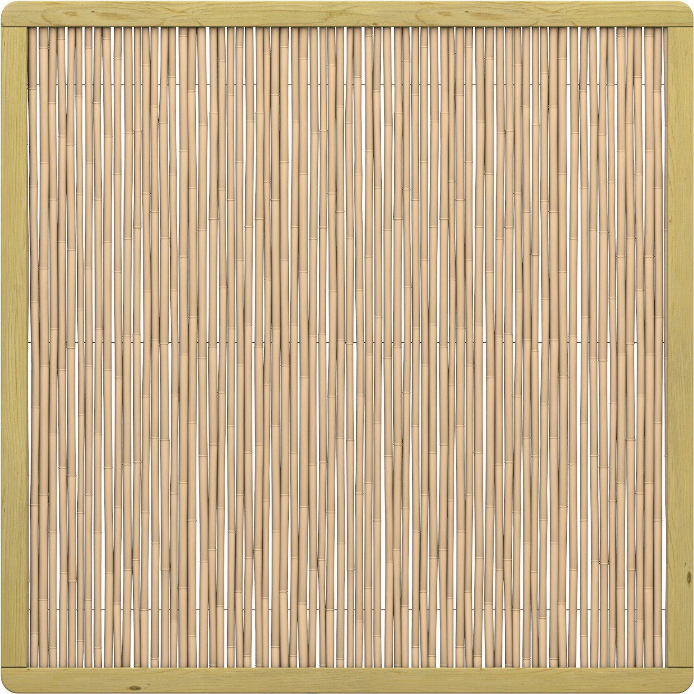 Sichtschutzzaune Bambus Online Kaufen Bei Obi