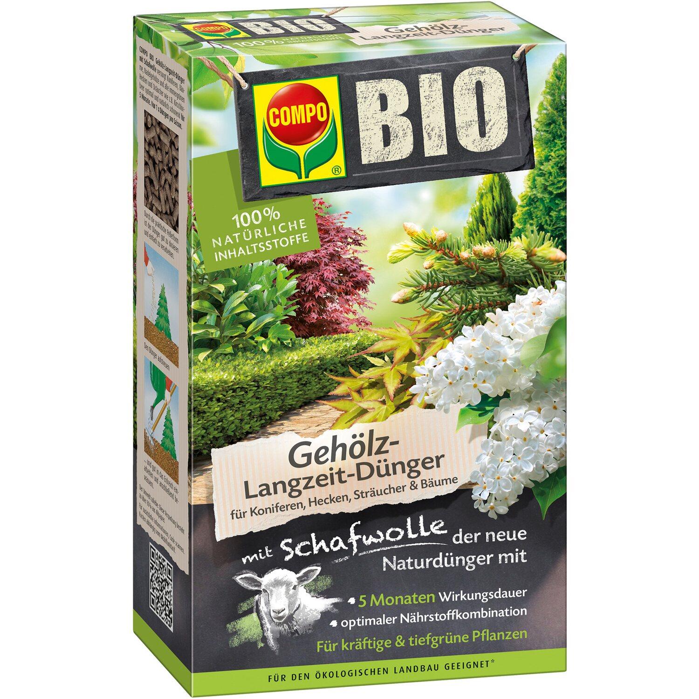 Compo Bio Gehölz Langzeit-Dünger 2 kg
