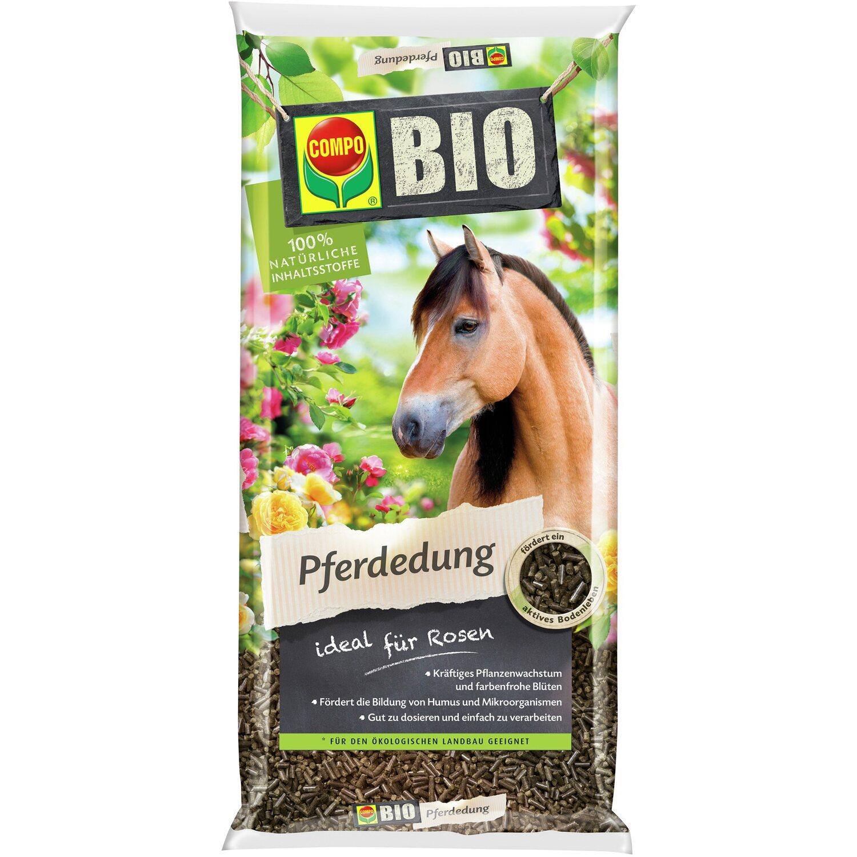 Compo Bio Pferdedung für Rosen 12 kg