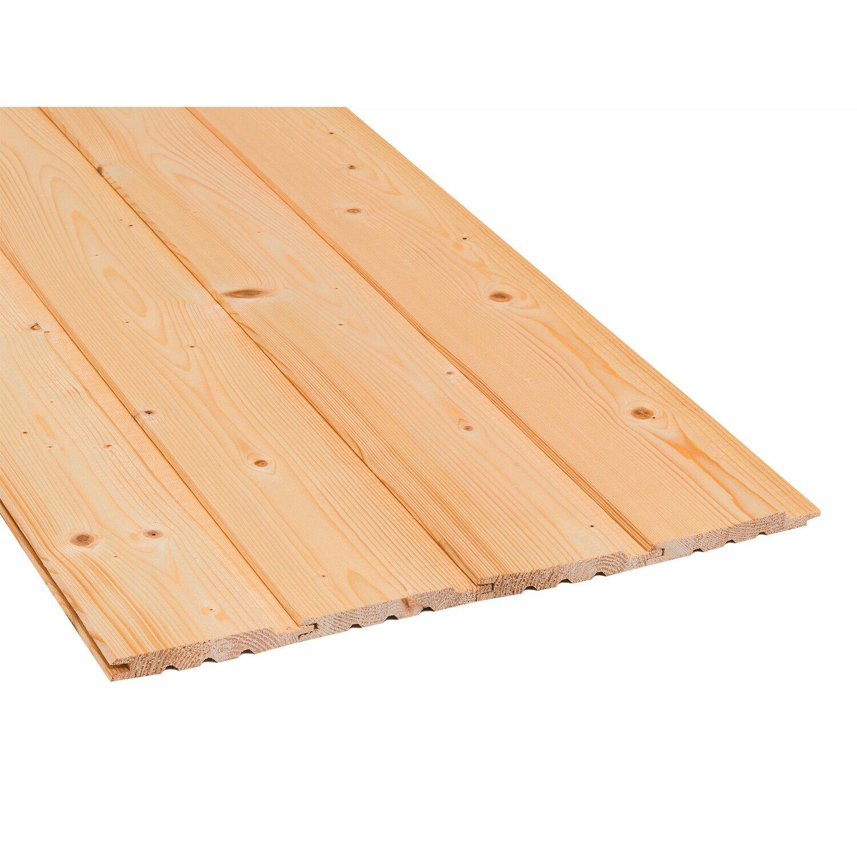 profilholz helsinki fichte tanne nut und feder 12 5 mm x 96 mm x 1800 mm kaufen bei obi. Black Bedroom Furniture Sets. Home Design Ideas