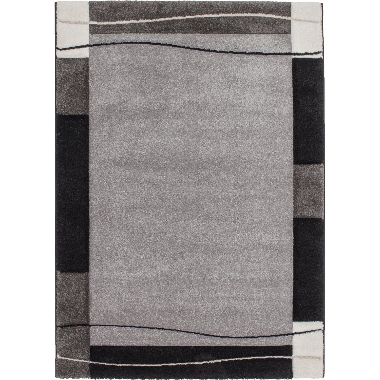 teppich zamora 510 silver 80 cm x 150 cm kaufen bei obi. Black Bedroom Furniture Sets. Home Design Ideas