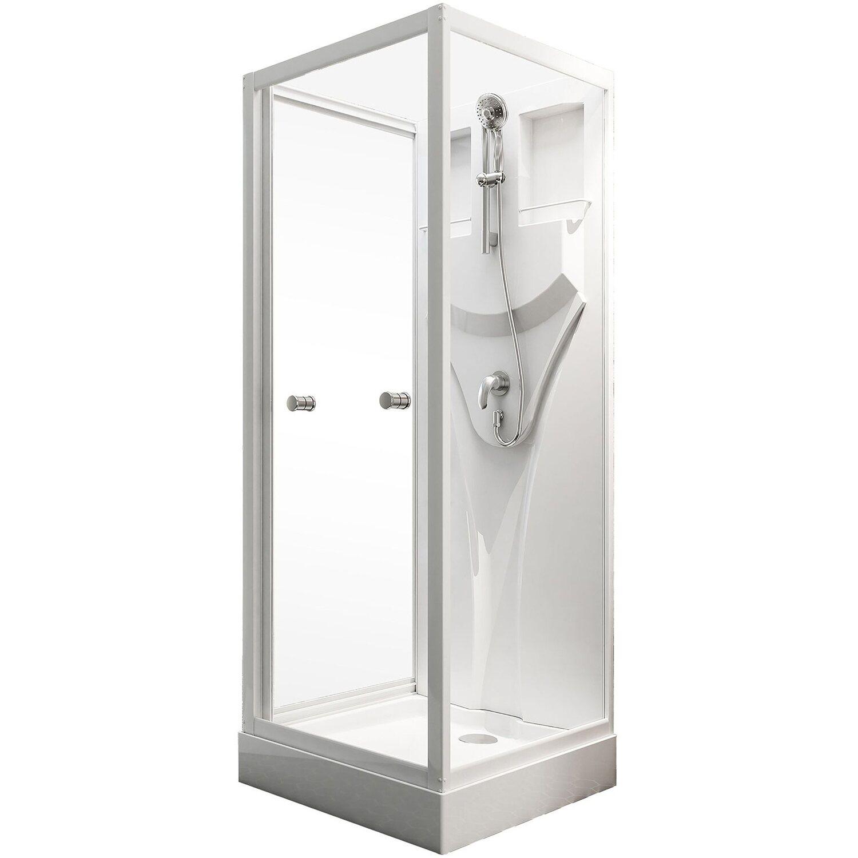 duschkabinen freie wand online kaufen bei obi. Black Bedroom Furniture Sets. Home Design Ideas