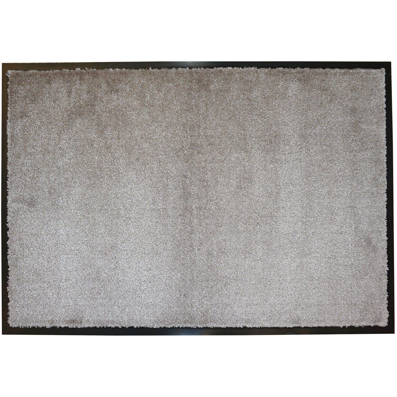 Sch ner wohnen sauberlaufmatte miami 67 cm x 100 cm taupe - Schoner wohnen sauberlaufmatte ...
